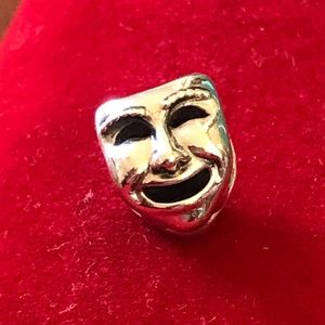 Jewelry - Rare! Authentic PANDORA stage masks charm